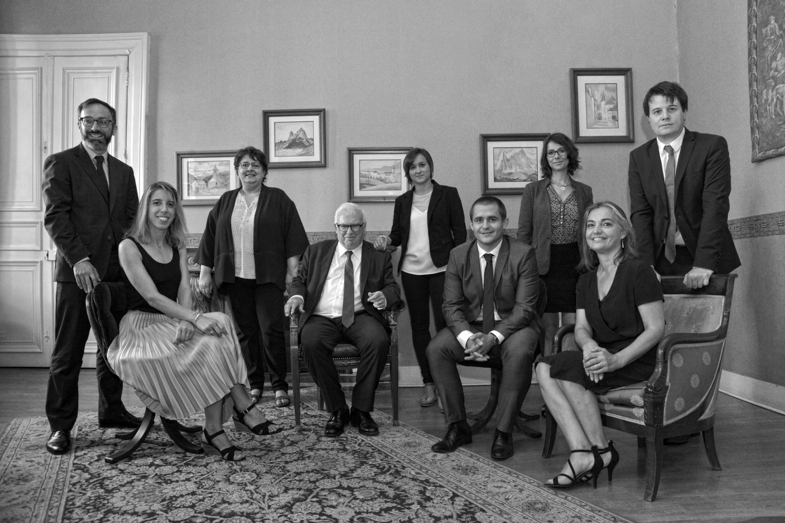 avocats pau equipe