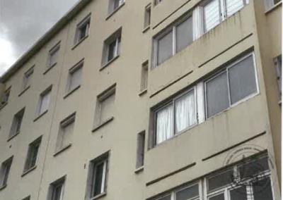 Un appartement, une cave et un garage – La Rochelle